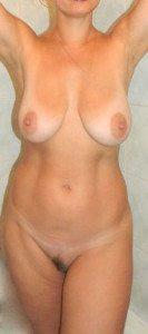 jag posar naken